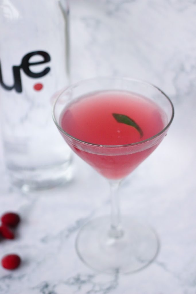 Photo of nue cosmo martini