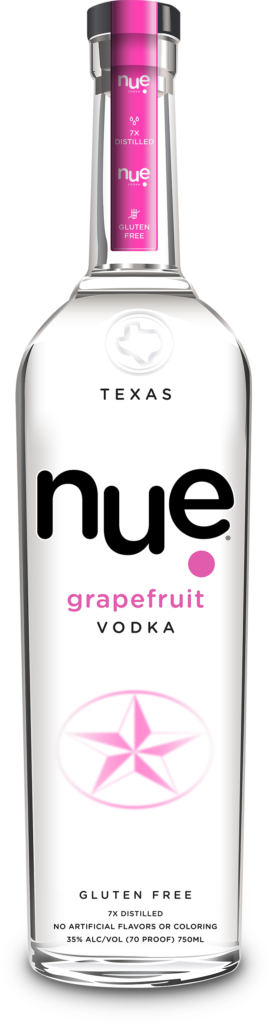 nue vodka grapefruit