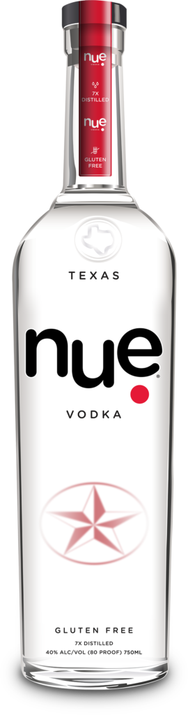 nue vodka original