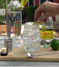 Photo of nue Texas ranch water