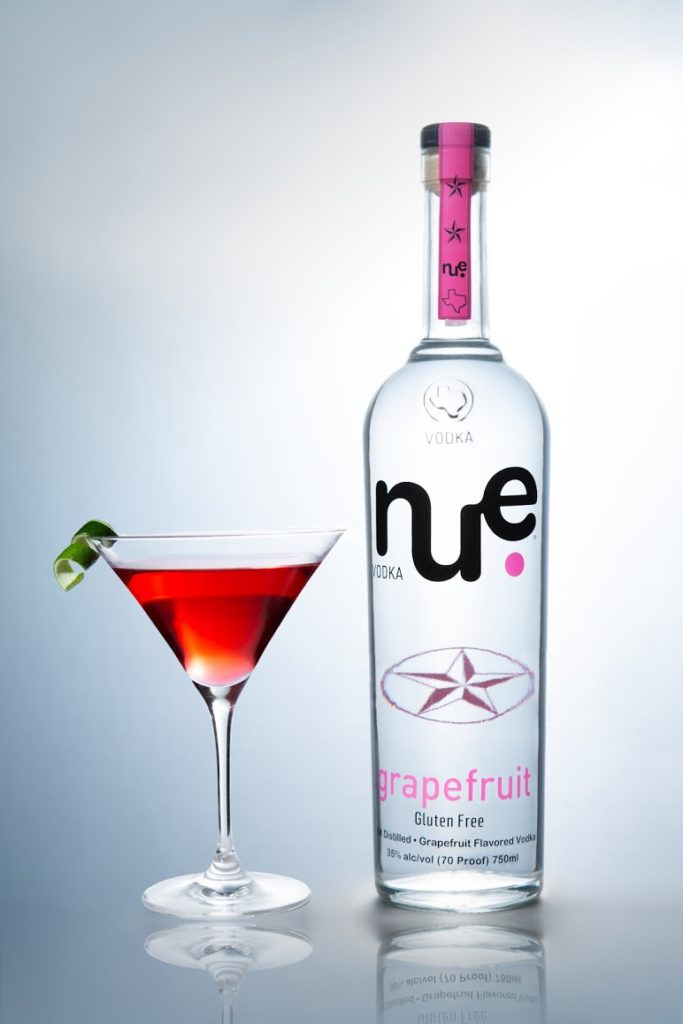 Photo of grapefruit nue-tini