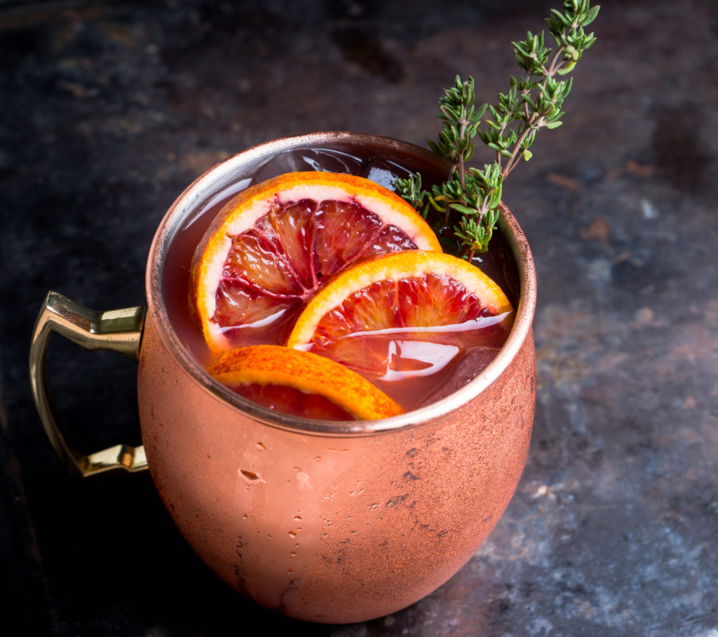 Photo of nue citrus mule