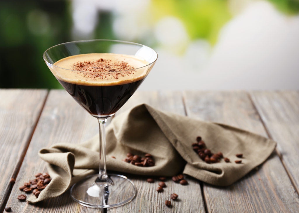Photo of nuespresso martini