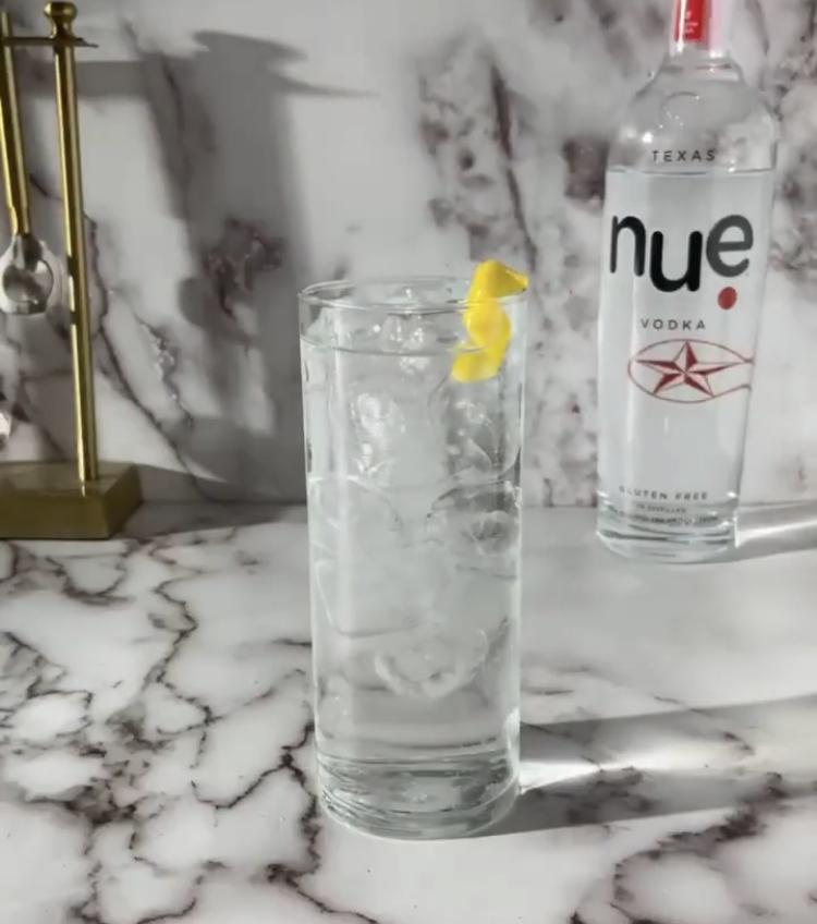 Photo of classic nue tonic